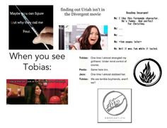 """""""DIVERGENT!!!!!"""" by roleplayqueen-325 ❤ liked on Polyvore featuring art"""
