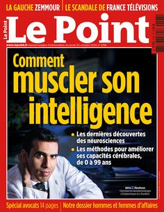 #LePoint n°2198 - Comment muscler son intelligence.