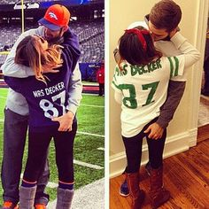 22 Couples Who Dressed Up Like Eric And Jessie Decker For Halloween Eric And Jessie Decker, Eric & Jessie, Eric Decker, Jessie James, Baby Costumes, Halloween Costumes, Nascar Costume, Popular Costumes, Prince Charming