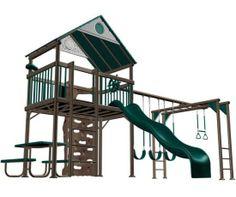 189 Best Lifetime Backyard Playground And Monkey Bars Images