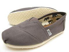 Love TOMS shoes!