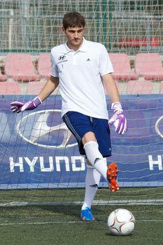 f200b066a Iker Casillas - Hyundai Masterclass Iker Casillas, Portero, Real Madrid
