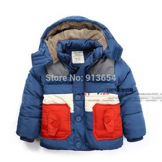 38.22$  Watch now - http://alijq3.shopchina.info/go.php?t=2042038802 - New 2017 autumn winter jacket baby clothing child thick warm parka boys cool coat kids casual outerwear  #buychinaproducts