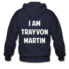 I Am Trayvon Martin, and so are you.