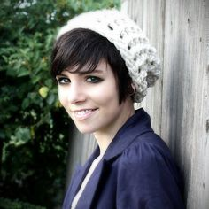 1df6061265e5a 12 Great Hats for short hair images