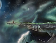 """Check out new work on my @Behance portfolio: """"Mural: Concilio Boreal"""" http://on.be.net/1O90Cww"""