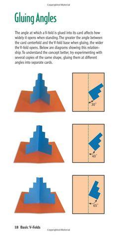 The Pocket Paper Engineer,Volume 3: V-Folds: How to Make Pop-Ups Step-by-Step: Carol Barton: 9780962775239: Amazon.com: Books