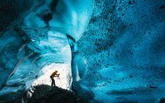 Never-Before-Seen Photos of Iceland's Vatnajokull Cave