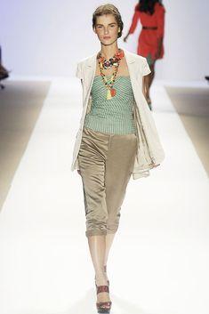 Nanette Lepore Spring 2009 Ready-to-Wear Fashion Show - Giedre Dukavskaite