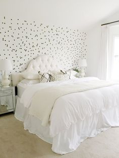 Vinyl Wall Sticker Decals  Irregular Dots by urbanwalls on Etsy