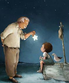 Starcatcher - by Kim Dong-Hoon #abuelo #grandpa