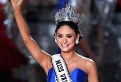 Η Mις Φιλιππίνες κέρδισε το στέμμα της Μις Υφήλιος 2015 (εικόνες)