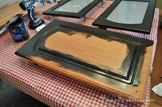 Staining Laminate - Yes, It Can Be Done!