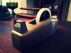 Vintage Scotch 3M Office Tape Dispenser. (Goodwill $0.50!)
