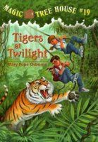 Tigers at Twilight (Magic Tree House, #19), by Mary Pope Osborne (1 vote)