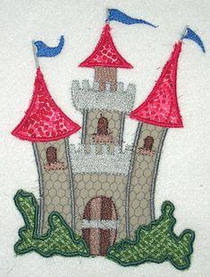 Free Applique Embroidery Designs | Applique Designs for Girls