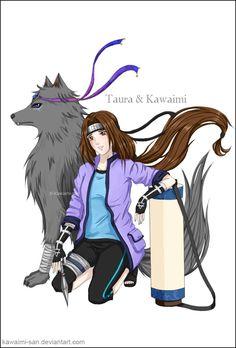 Kawaimi and Taura