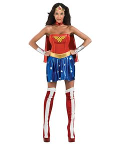 Wonder Woman Adult Womens Costume – Spirit Halloween