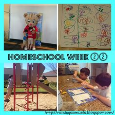 Raising Samuels Homeschool: Homeschool Week 22