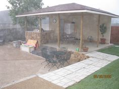 DIY Outdoor Kitchen | Outdoor Kitchens - General Discussion - DIY Chatroom - DIY Home ...