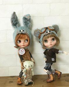Tiny Dolls, Ooak Dolls, Blythe Dolls, Pretty Dolls, Beautiful Dolls, Poppy Parker, Doll Maker, Custom Dolls, Big Eyes