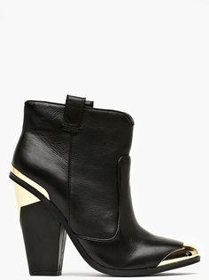 Kitt Ankle Boot - Lyst