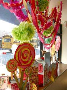 march colourful candy window display 005