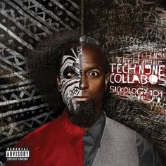 Tech Dysfunctional-Sickology 101 [W/ Lyrics] Tech N9ne, Strange Music, Rap Albums, Red Nose, Music Songs, Album Songs, Music Is Life, Album Covers, Music Covers