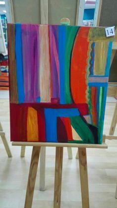 2ª Exposición de Bellas Artes Pinturas Andalucía en el Centro de Antequera