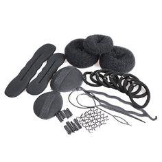 $4.82 (Buy here: https://alitems.com/g/1e8d114494ebda23ff8b16525dc3e8/?i=5&ulp=https%3A%2F%2Fwww.aliexpress.com%2Fitem%2FFashion-Lady-Magic-Hair-Clip-Styling-Maker-Tool-Set-Pads-Hair-Foam-Sponge-Bun-Donut-Hairpins%2F32790868038.html ) Fashion Lady Magic Hair Clip Styling Maker Tool Set Pads Hair Foam Sponge Bun Donut Hairpins Set  -MX8 for just $4.82