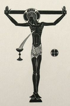 Crucifix, Chalice, & Host