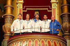 Davis Cup 2014. #DavisCup #CoppaDavis #FIT #Fognini #Lorenzi #Seppi #Bolelli #tennis