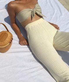 PRE ORDER Na Nin Anita Bandeau : Stone Cotton