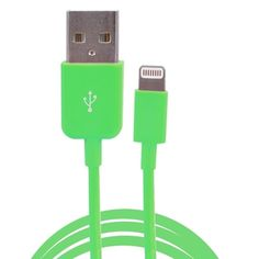 3 @.com DCD14236 Lightning to USB Charge/Sync Cable - For iPhone 765 iPad Air 2 Pad Mini & iPod Touch & Newer