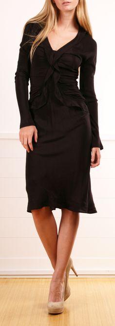 YVES SAINT LAURENT (YSL) DRESS