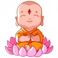 """Buddha Crypt"" stickers set for Telegram Buddha Drawing, Buddha Painting, Peace Painting, Baby Painting, Baby Buddha, Little Buddha, Budha Art, Buddha Birthday, Om Art"
