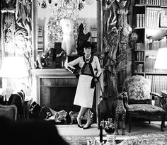 Chanel Website, films, gorgeous pictures Mademoiselle Chanel in her apartment rue Cambon apartment