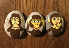Three monkey