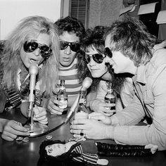 Alex Van Halen, Eddie Van Halen, Black White Photos, Black And White, You Really Got Me, Red Rocker, 80s Hair Bands, David Lee Roth, Glam Metal