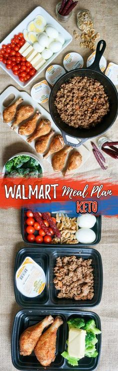 This 5 day low carb meal plan is designed to get you eating the highest quality foods for the lowest prices!