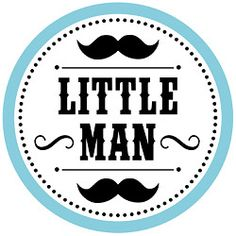 Free-printables-baby-shower-little-man-mustache-bash                                                                                                                                                                                 More