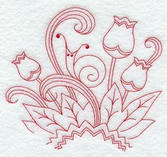 Machine Embroidery Designs at Embroidery Library! - Color Change - X9203