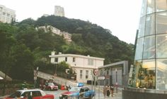 Victoria Peak, Hong Kong 30 Aug 2013