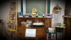 Candy at Spirit Lake Inn and Sweets in Wahkon, MN on Lake Mille Lacs