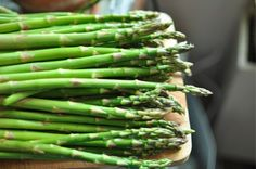 Pickled asparagus is one of the true harbingers of spring. As soon as it appears in your market, cook up a batch.\n