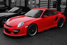 Porsche 997 SpeedArt