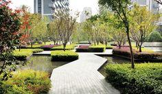 Cicada Landscape Architecture - Singapore #urbanlandscapearchitecture #landscapearchitecture
