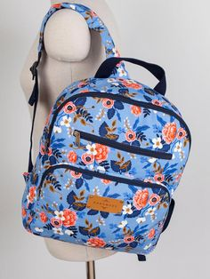 Elina Backpacks (2 Sizes) PDF
