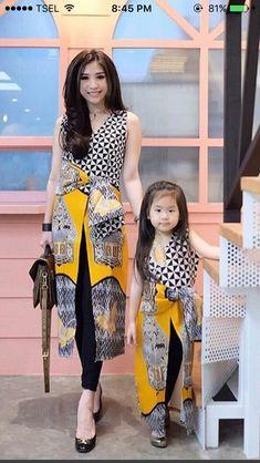 Batik Blazer, Blouse Batik, Batik Dress, Batik Kebaya, Kebaya Dress, Kurta Designs, Blouse Designs, Designer Kurtis, Outer Batik