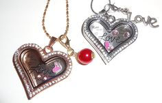 Love Journey Locket by RealCoolTreasures on Etsy